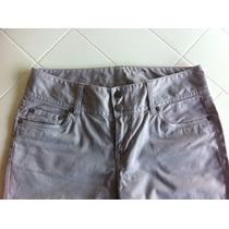 Pantalón Casual De Vestir Gris Talla 4