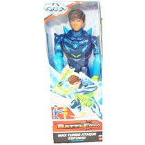 Brinquedo Boneco Max Steel Mattel Figura Basica Sortida Max