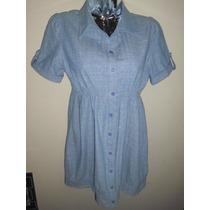 Blusa Embarazada Camisa Cuadros Juvenil Para Dama Importada