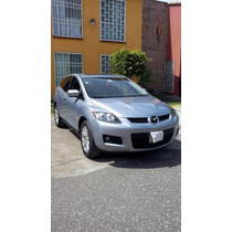 Mazda Cx-7 5p Grand Touring Aut Piel Q/c 2007