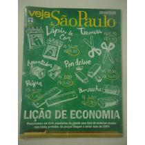 Veja São Paulo #20-jan-2016 Lista De Material Escolar