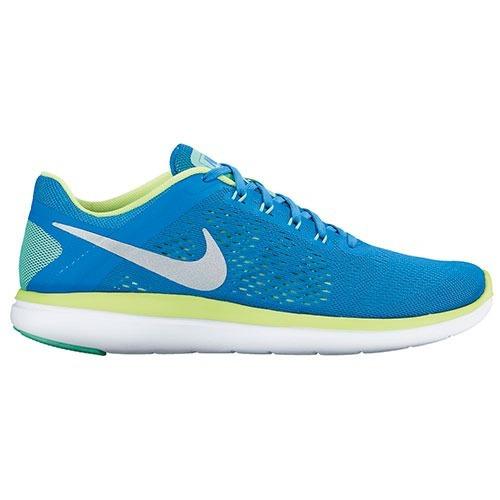 newest 5a921 99f81 Tenis Nike Revolution 830751-402 Azul Verde Dama Pv -  1,656.00 en Mercado  Libre