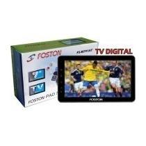 Tablet Foston 793 Tela 7 Tv Digital Android 4.0 Capa Bumper
