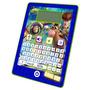 Tablet Cars, Toy Story, Princesas Tableta Educativa Bilingue