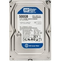 Hd Wd Sata Pc Blue Pc 500gb 7200rpm 16mb Cache Sata 6.0gb/s