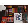 Faber Castell,memoris Precious,tiza Pastel,marcadores Combo2