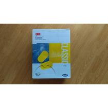 Tapones Auditivos 3m Mod 310-1001 Regular,29db C/200pzs