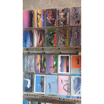 Coleção De Cartões Do Japão 778 Cartões Diferentes