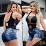 Shorts Rhero Jeans Estilo Pitbull