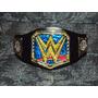 Nuevo Cinturon Divas Wwe Smack Down P/niño Lucha Libre