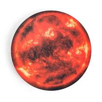 Kikkerland Cocina Plato Charola Malamina Diseño De Sol
