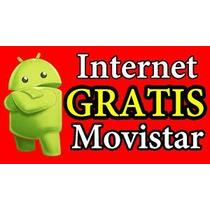 Telefono Android Y Bam Movistar - Internet Ilimitado - Ofert