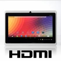 Tablet Lm View De 7 Pulgadas Con Android 4.4.2 Kit-kat 8gb