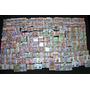 Oferta Saldo De 170 Packs De 100 Sellos Chilenos Usados