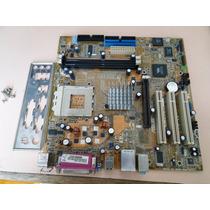 Placa Mãe Asus A7v400-mx Soquete 462 Memoria Ddr