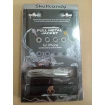 Audifonos Originales Skullcandy Full Metal Jacket