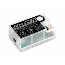 Interface Hitec Hpp-22 Pc Para Rádios Aurora Spectra Optima
