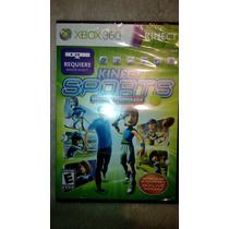 Xbox 360 Kinect Juego Sports Segunda Temporada Español
