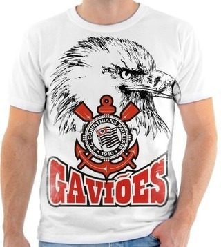 Camiseta Camisa Blusa Personalizada Estampa Corinthians 005 - R  60 ... 4bd16db61c3ab