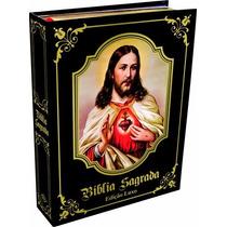 Bíblia Sagrada Católica - Edição Luxo 2016 - Preta