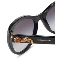 Gafas De Sol Dolce & Gabbana 0dg Lente Púrpura Degrade Marc