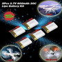 5x 3.7v 600mah 30c Batería Lipo Para Syma X5sw Jjrc H5c