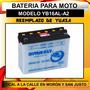 Bateria Thunder Yb16al-a2 Yamaha Xv700 Xv750 Virago Vmax