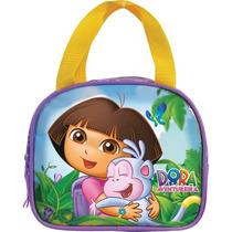 Lancheira Térmica (com Garrafa) Dora Bestie Friends Un.