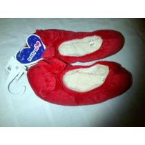 Pantuflas Para Niñas Tipo Zapatillas Babuchas