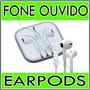 Fone De Ouvido Iphone 5 5c 5s Earpods Ipad Air 5 Ipod Mp3 P2