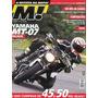 Moto.242 Mar-abr15- Mt07 Bmw800 Harley Triumph Z1000 Strom