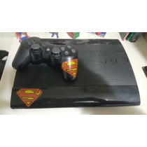 Playstation 3 250gb Gtav Troco Em Placa De Video Nvidea