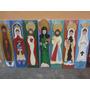 Virgenes, Santos, Arcangeles Mdf Mayor- Detal -crudos
