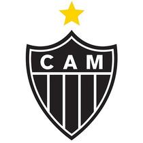 Películas De Unha Atlético Mineiro Futebol Kit 15 Cartelas