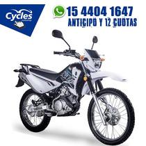 Yamaha Xtz 125 2016 0km Entrega Inmediata Cyclesmotoshop