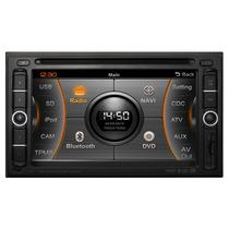 Central Multimídia Dvd Gps Tv Caska Ca087 Nissan Frontier