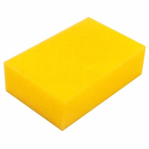 4191b22e4c7 Esponja Bloco De Espuma Alisar Reboco Concreto Limpeza - R  3