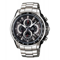 Relógio Casio Edifice Ef-560d-1av Masculino Cronômetro Lindo