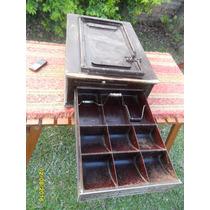 Antigua Base Caja Registradora Monedero Victor Sistema Usa