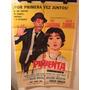 Afiche De Cine - Pimienta - Sandrini - Torres