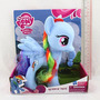 Rainbow Dash My Little Pony Hasbro Para Peinar Original