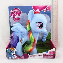 Rainbow Dash My Little Pony Hasbro Para Peinar Original