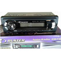 Rádio Automotivo Digital H-buster Hbr-2003 Am/fm/auxiliar