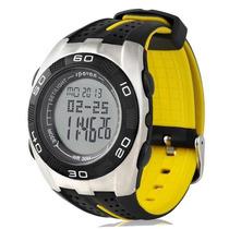 Relógio Unissex Digital Esporte Barômetro Altímetro