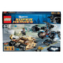 Lego 76001 The Bat Vs. Bane: Tumblert Chase - Super Heroes D