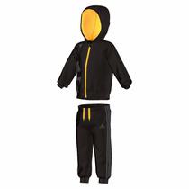 Conjunto Pants Con Sudadera Minime Jogger Bebe Adidas Ak2627