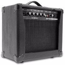 Caixa Amplificadadora Baixo Contra Baixo Sound Maker
