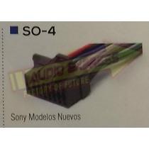 Arnes P/estereo De Marca Sony Modelos Nuevos So4
