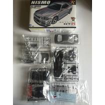 Aoshima 1/24 R34 Skyline Gt-r Z-tune (nissan)