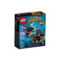 Lego Batman Contra Mulher Gato 76061